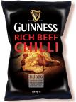 Guinness Rich Beef Chilli Chips von Burts.