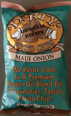 Dirty Potato Chips Maui Onion