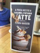 Costa Café Spanien Caramel Latte