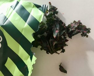 Veganz Kale Chips Rote Bete-Limette