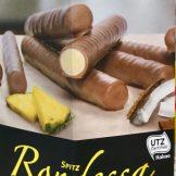 Hofer Schokolade Ananas-Kokos