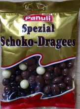 Haribo Panuli Spezial Schoko-Dragees Österreich