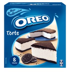 Mondelez Backmischung Oreo Torte