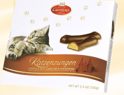 Carstens Katzenzungen Marzipan