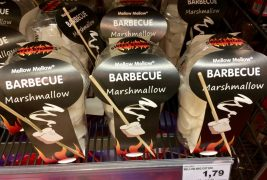 Marshmallows Rösten Set Grillen