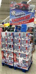 Storck Knoppers Aufsteller Kühlschrank Display