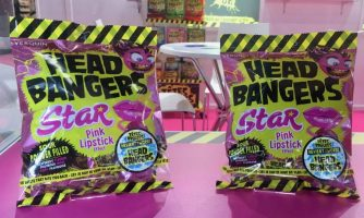 Head Bangers Pink Lipstick