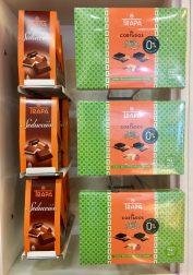 Dieser spanische Hersteller stellt Pralinen ganz ohne Zucker nur mit Stevia gesüßt her.