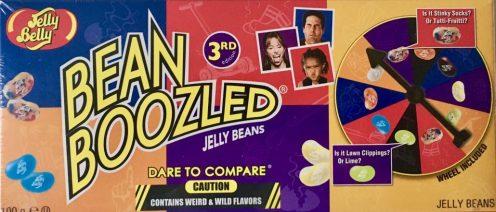 Jelly Belly mit dem Bean Boozled-Spiel