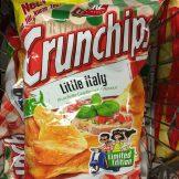 Crunchips Kartoffelchips Little Italy