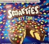 Nestlé Smarties Party Cake Tiefkühltorte