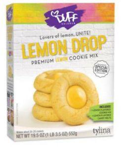 Duff Goldman LEMON DROP Premium Lemon Cookie Mix
