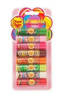 Set mit Lippenstiften verschiedener Geschmacksrichtungen von ChupaChups.
