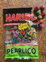 Haribo Pearlico Lakritz Perlen