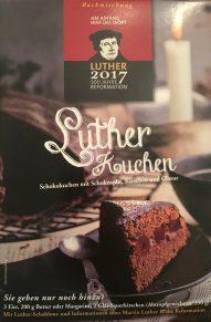 Kathi Luther-Kuchenmischung