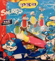 PEZ Smurfs Dispenser