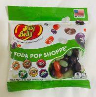 Jelly Belly Soda Pop Shoppe 7up-Dr Pepper-A+W-Crush