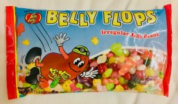 Jelly Flops Irregular Jelly Bellys Beans 900G-Beutel
