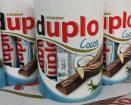 Diplo mit Kokos: Sehr dezenter Kokosgeschmack, aber lecker!