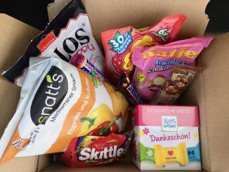 Gratis Amazon-Probierpakete für Süßigkeiten und Kaffeekapseln