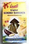 Casali Original Schoko-Bananen Weihnachtsbehang 190 Gramm