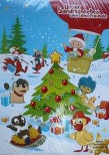 Unser Sandmännchen und seine Freunde Adventskalender
