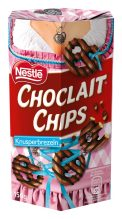 Choclait Chips Brezeln Madl