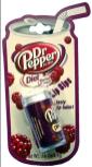 Oder das süß-schwarfe Dr. Pepper?