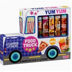 Food Truck Lippenstift-Set