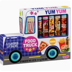 Food Truck Lippenstift-Set