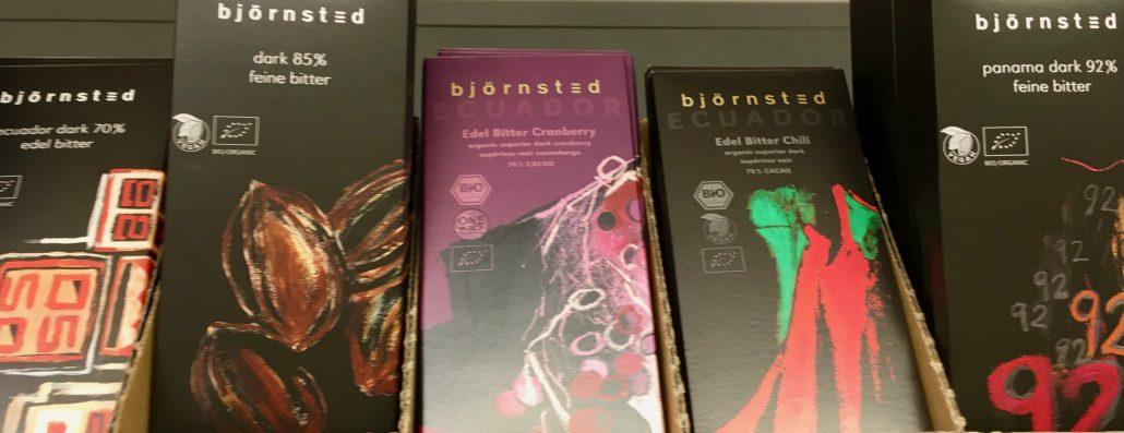 Björnsted Schokolade