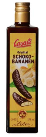 Casali Schoko-Bananen-Likör
