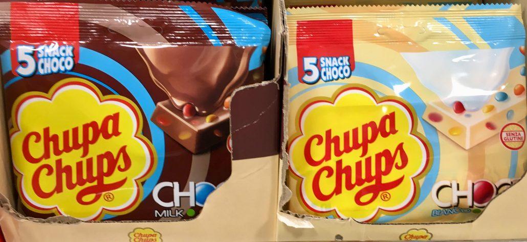 ChupaChups Schokolade