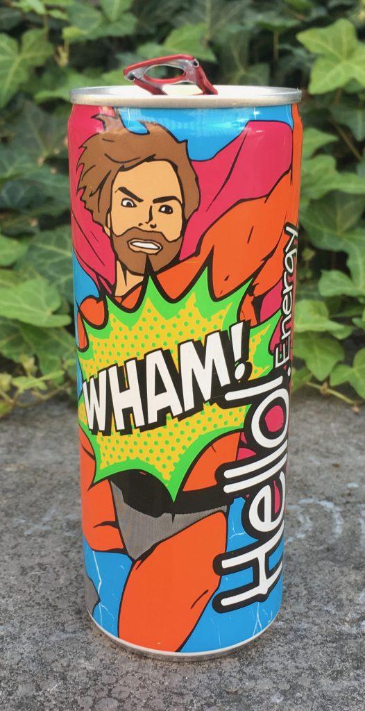 Dose Wham Hello Energydrink