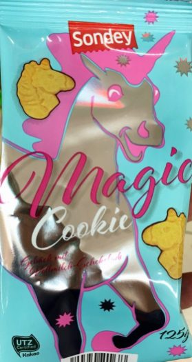 Magic Cookie Sondey Unicorn
