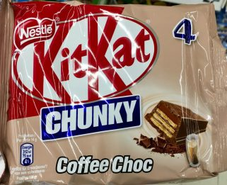 KitKat Chunky Cappucino