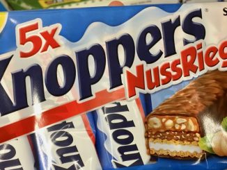 Knoppers Nussriegel t5er Pack