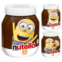 Nutella Minions
