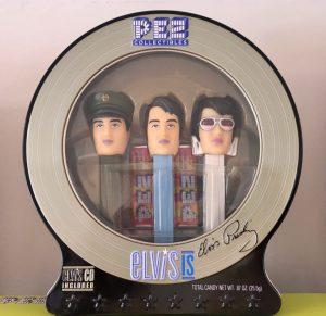 PEZ Elvis-Edition