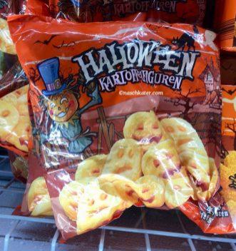 Lidl Halloween Kartoffelfiguren