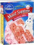 Pillsbury Moist Supreme Strawberry Cake Mix