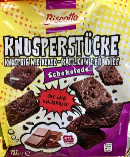 Biscotto Knusperstücke Schokolade