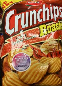 Crunchips Chili Roasted Cheese Lorenz