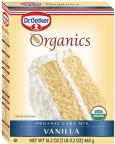 Dr Oetker Organics Vanilla