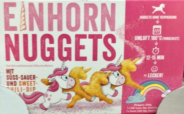 Einhorn Nuggets Lidl