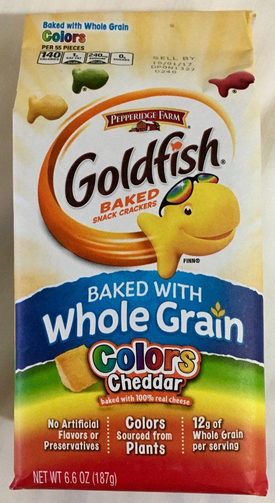 Goldfish Whole Grain Color