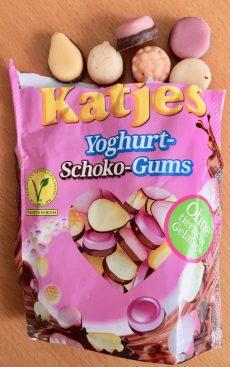 Katjes Yoghurt-Gums Schoko