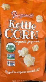 Popcornopolis Kettle Corn Organic