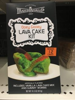 Maud Borup: Ooey Gooey Lava Cake Kit