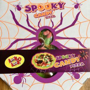 Look-O-Look Halloween Pizza Spooky